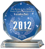 Acupuncture Award Near Naperville IL