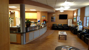 Acupuncture Office near Naperville & Lisle, IL Inside